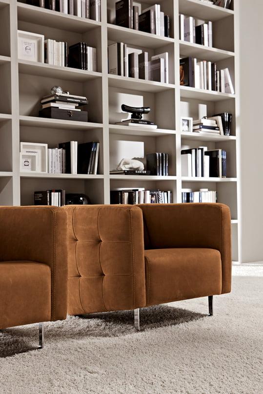 Prianera italiski minksti baldai fotelis Klab (6)