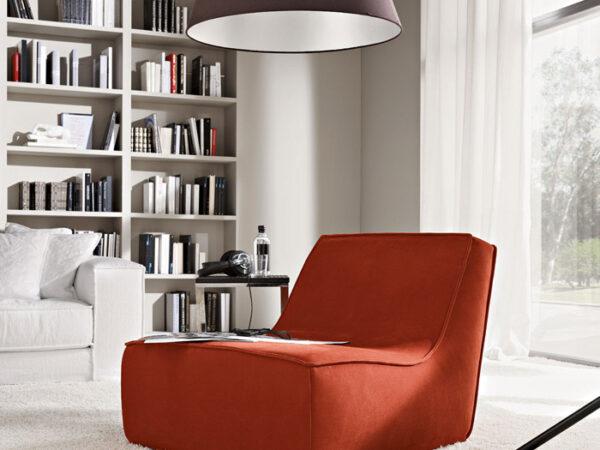 Prianera italiski minksti baldai fotelis Nora (7)