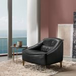 Prianera italiski minksti baldai fotelis Tosca (18)