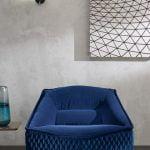 Prianera italiski minksti baldai fotelis Tosca (25)