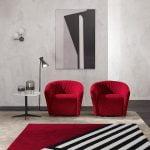 Prianera italiski minksti baldai fotelis alice (2)