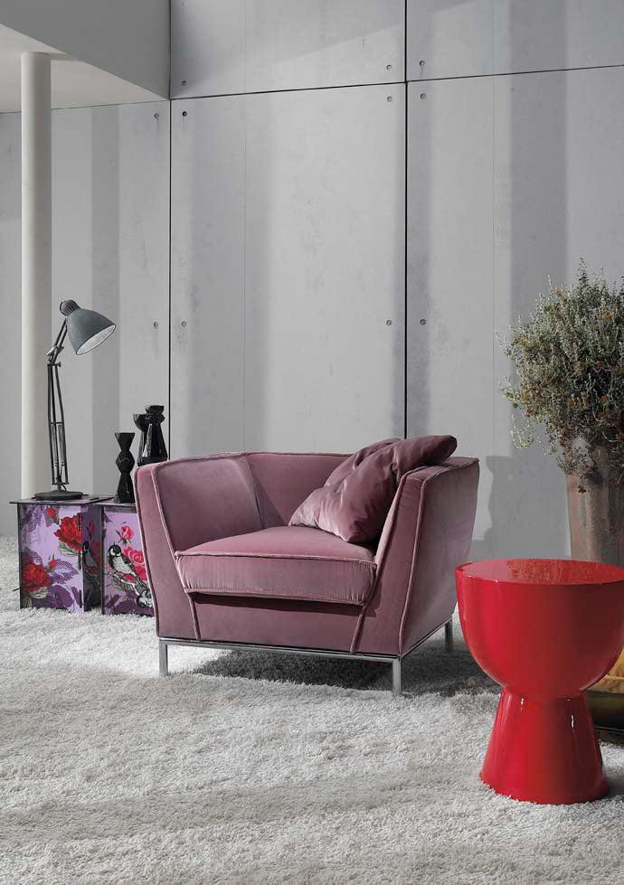 Prianera italiski minksti baldai fotelis zoe (5)