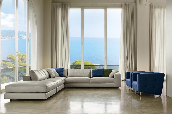 Prianera italiski minksti baldai sonora kampine sofa (8)