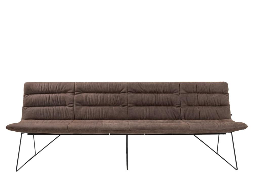 Vokiški baldai ARVA-LIGHT sofa ruda (1)