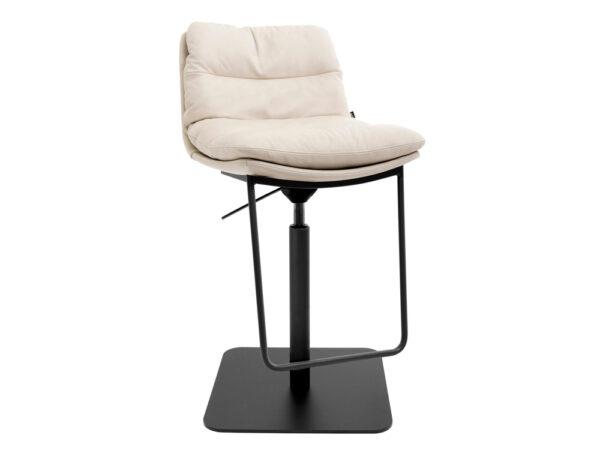 Vokiški baldai baro kėdė ARVA balta (3)