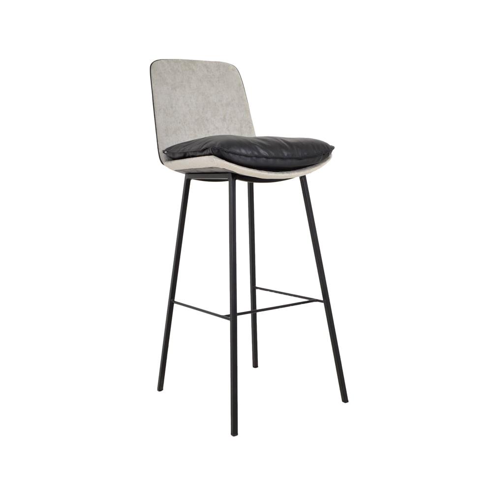 Vokiški baldai baro kėdė LHASA-Stool-KFF (10)