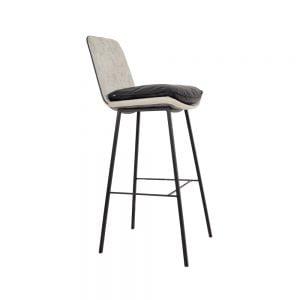 Vokiški baldai baro kėdė LHASA-Stool-KFF (3)