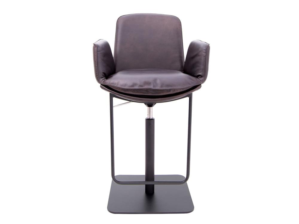 Vokiški baldai baro kėdė LHASA-Stool-with-armrests-KFF (2)