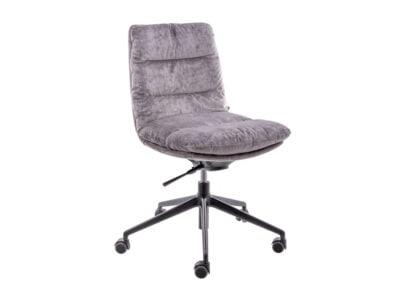 Vokiški baldai darbo kambario kėdė arva be porankių (6)