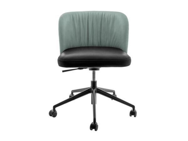 Vokiški baldai darbo kambario kėdė gaia casual (1)