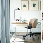 Vokiški baldai darbo kambario kėdė gaia casual (2)