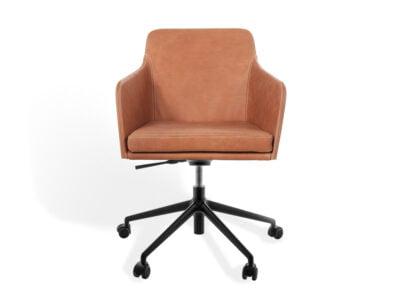 Vokiški baldai darbo kambario kėdė youma (3)