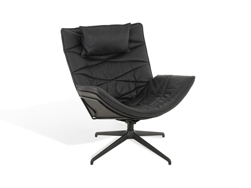 Vokiški baldai fotelis krėslas NEST-Swivel-armchair-KFF (1)