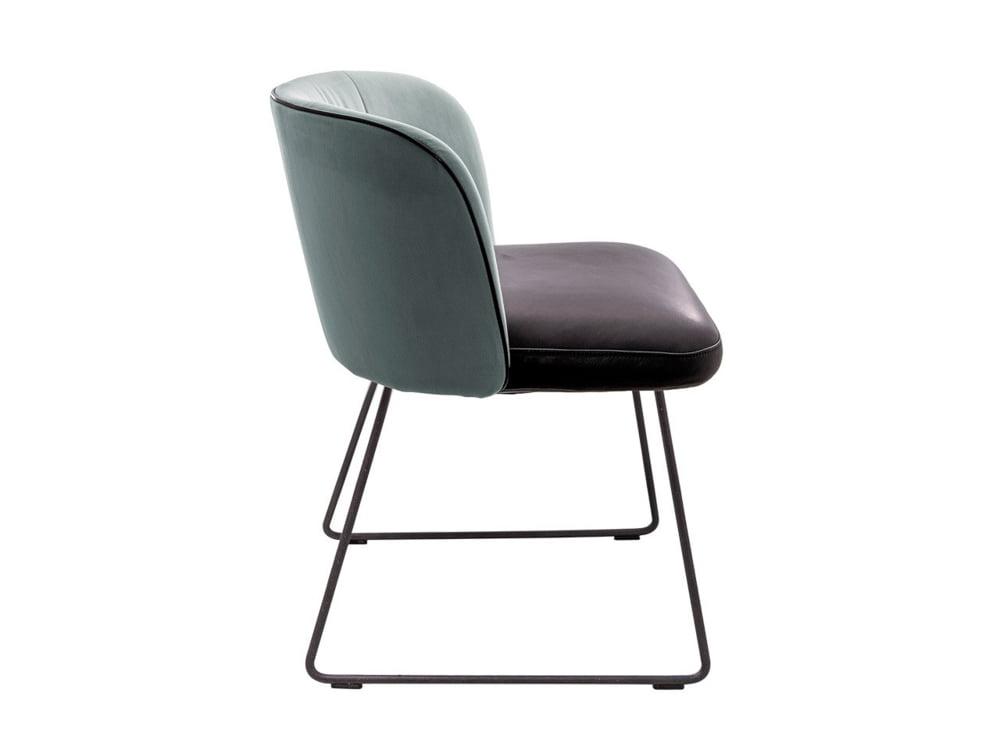 Vokiški baldai kėdė 2b_GAIA-LINE-Sled