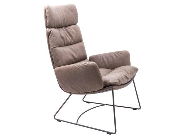 Vokiški baldai kėdė ARVA LOUNGE (2)
