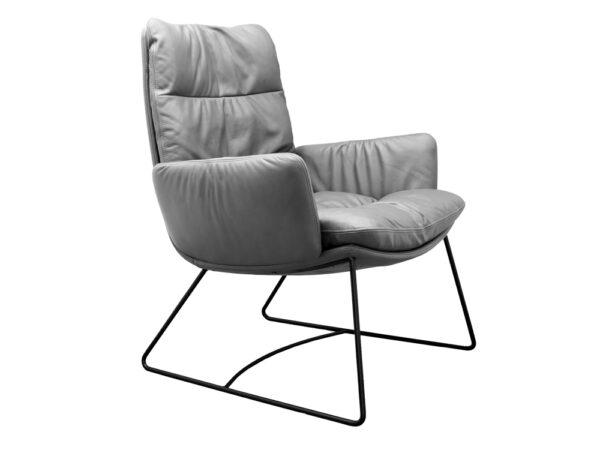Vokiški baldai kėdė ARVA-LOUNGE-Armchair (3)