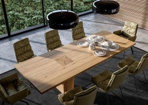 Vokiški baldai kėdė ARVA armrests (1)