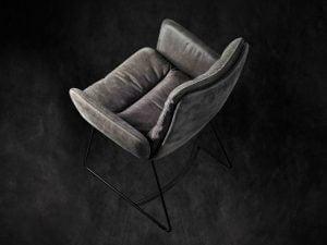 Vokiški baldai kėdė ARVA armrests (6)
