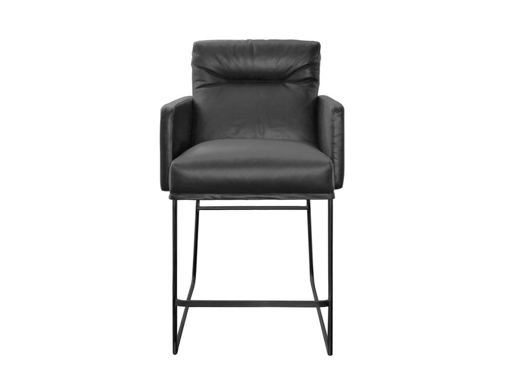 Vokiški baldai kėdė D-LIGHT baro su atlosu (3)