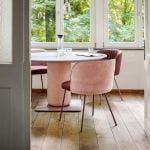 Vokiški baldai kėdė GAIA-LINE-Leather-chair (2)