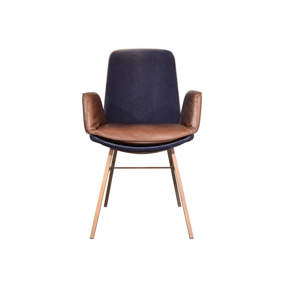Vokiški baldai kėdė LHASA armrests (2)