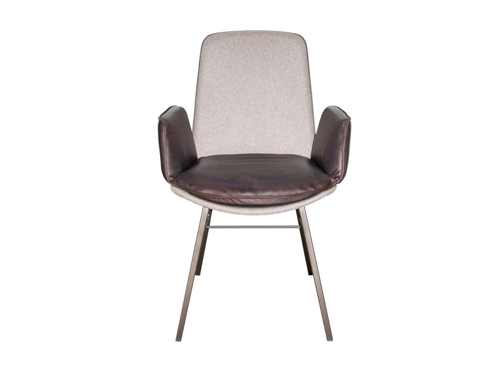 Vokiški baldai kėdė LHASA armrests (5)
