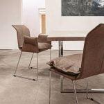 Vokiški baldai kėdė MEXICO armrest (3)
