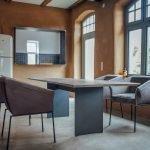 Vokiški baldai kėdė MILO (1)