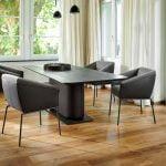 Vokiški baldai kėdė MILO (8)