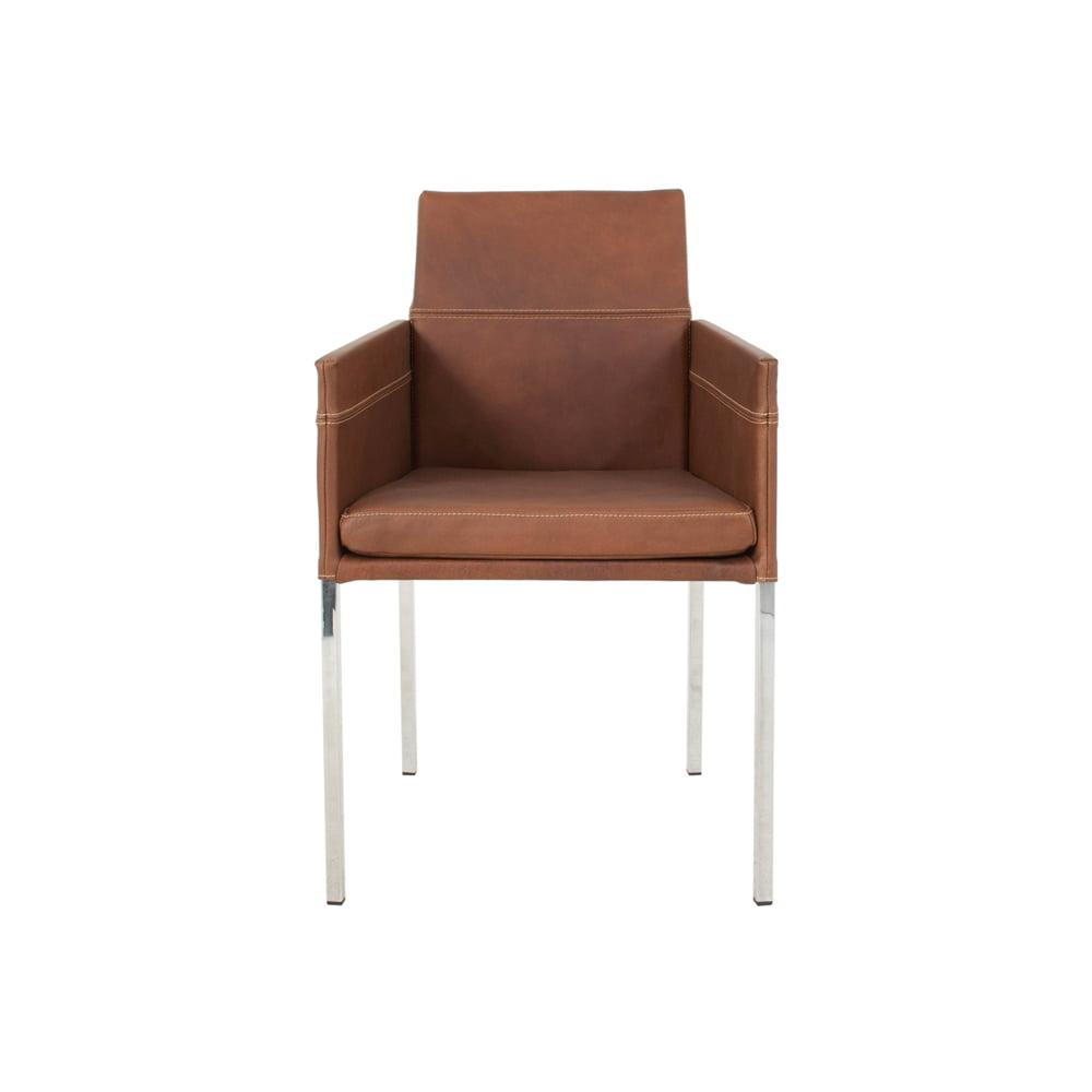 Vokiški baldai kėdė TEXAS-FLAT-armrests-KFF (2)