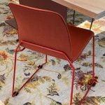 Vokiški baldai kėdė X-ACT (12)