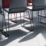 Vokiški baldai kėdė X-ACT (5)