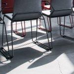 Vokiški baldai kėdė X-ACT-armrests (2)