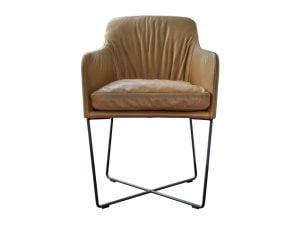 Vokiški baldai kėdė YOUMA CASUAL Sled (1)