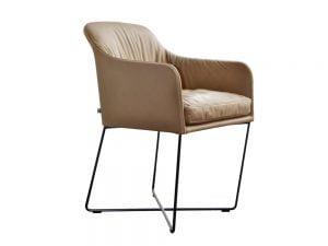 Vokiški baldai kėdė YOUMA CASUAL Sled (2)