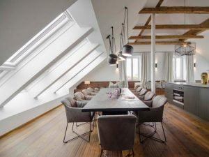 Vokiški baldai kėdė YOUMA CASUAL Sled (5)