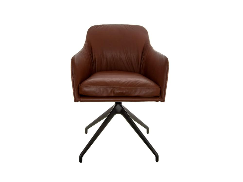 Vokiški baldai kėdė YOUMA CASUAL Swivel (3)