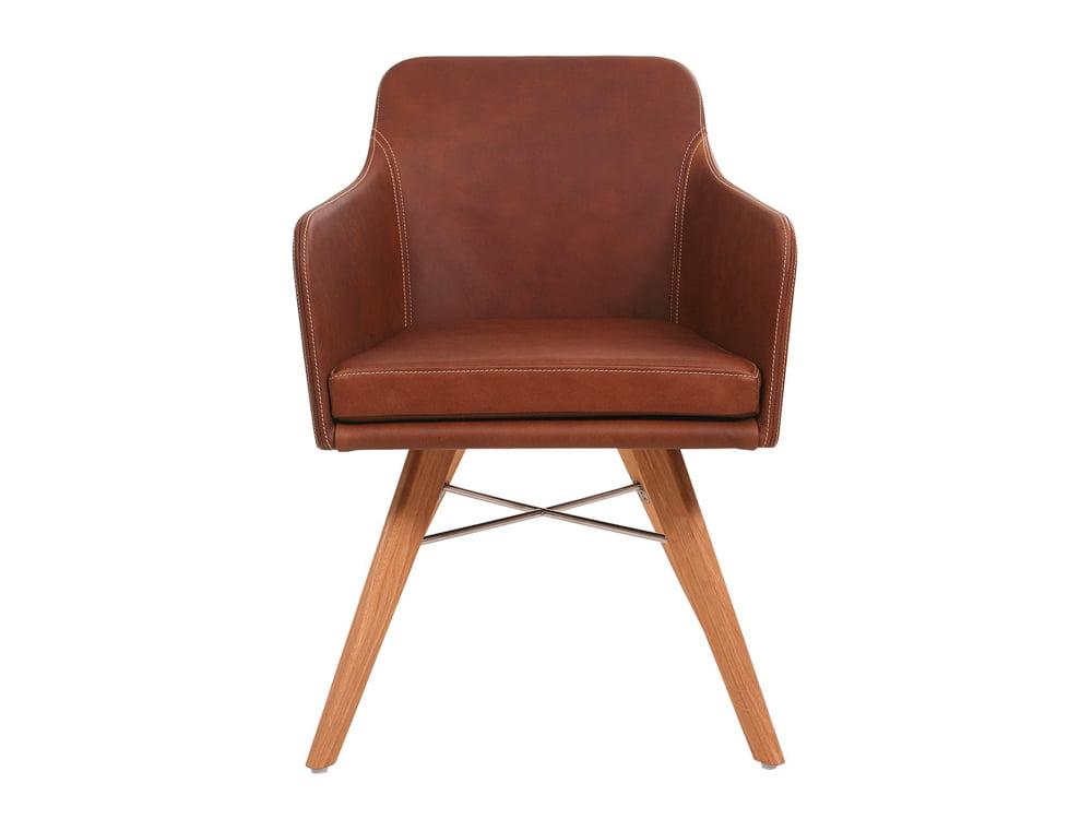 Vokiški baldai kėdė YOUMA-Leather (3)