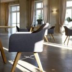 Vokiški baldai kėdė YOUMA armrests (7)