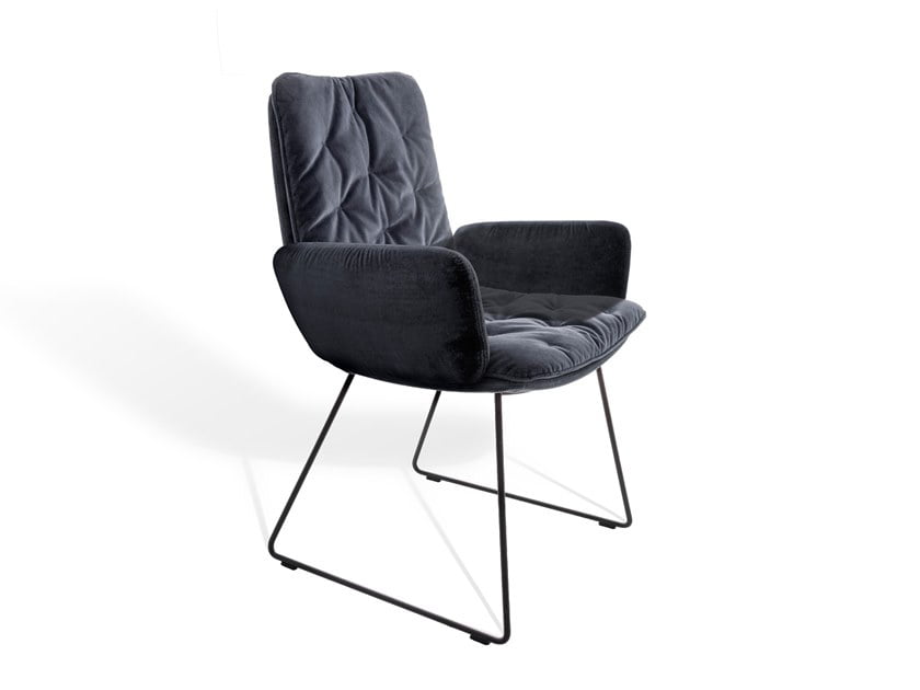 Vokiški baldai kėdė arva-stitch (1)