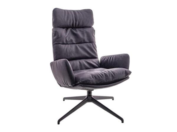 Vokiški baldai kėdė fotelis ARVA-LOUNGE (2)