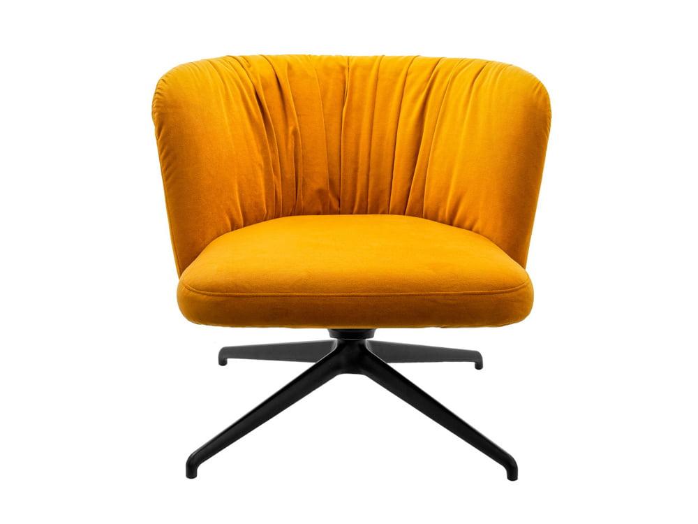 Vokiški baldai kėdė fotelis gaia casual lounge (3)