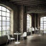 Bontempi itališki baldai baro stalas Club High (2)