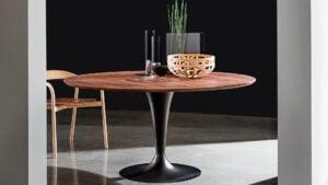 Valgomojo stalas Sovet Flute Wood
