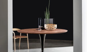 Valgomojo stalas Flute Wood